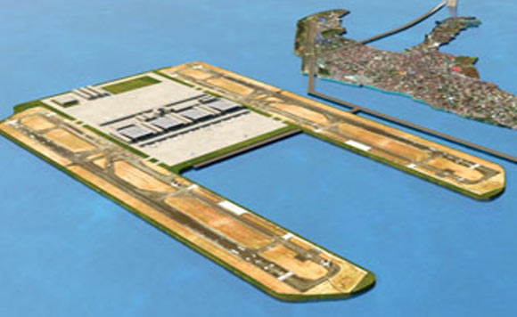 DOTr OKs Cavite's proposal to build international airport at Sangley